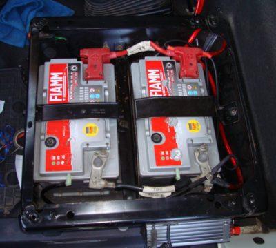 Влияние емкости АКБ на функционирование генератора