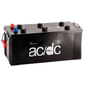 Аккумулятор AC/DC под конус 190 Ач оп