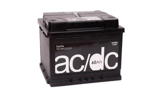 Аккумулятор AC/DC 60 Ач пп