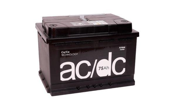 Аккумулятор AC/DC 75 Ач пп
