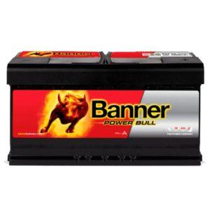 Аккумулятор Banner 80 Ач AGM оп