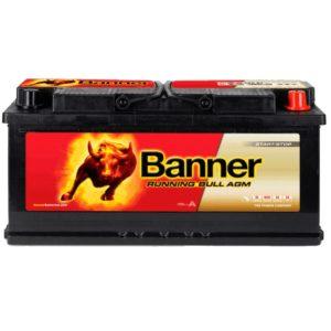 Аккумулятор Banner Running Bull 105 АЧ AGM оп