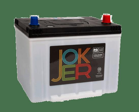 Купить аккумулятор JOKER MF 75D23L 65 оп