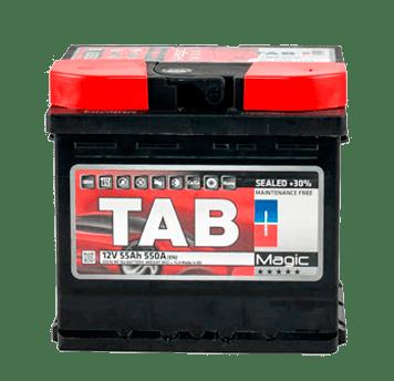 Купить аккумулятор TAB Magic 55Ah оп кубик