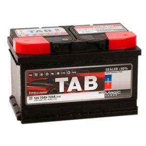 Аккумулятор TAB magic 75 оп низкий