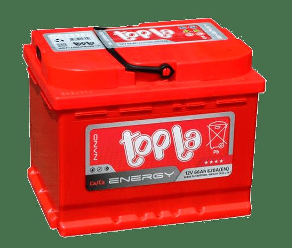 Купить аккумулятор Topla 66 Ач оп