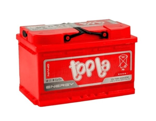 Аккумулятор Topla 73 Ач оп