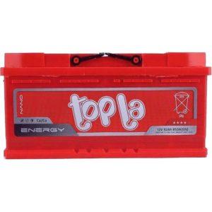 Аккумулятор Topla 92 Ач низкий оп