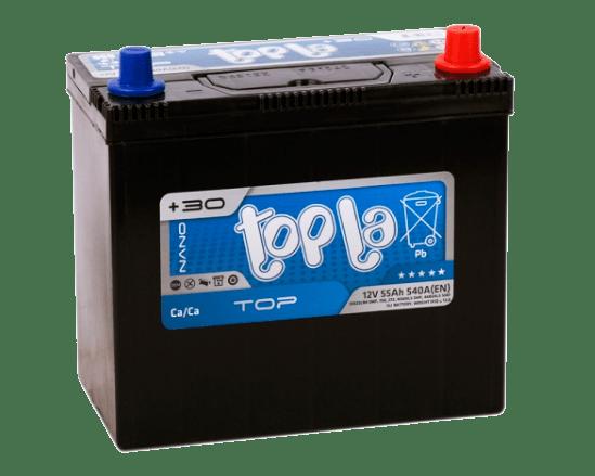 Купить аккумулятор Topla Asia Top 55 оп (с переходником)