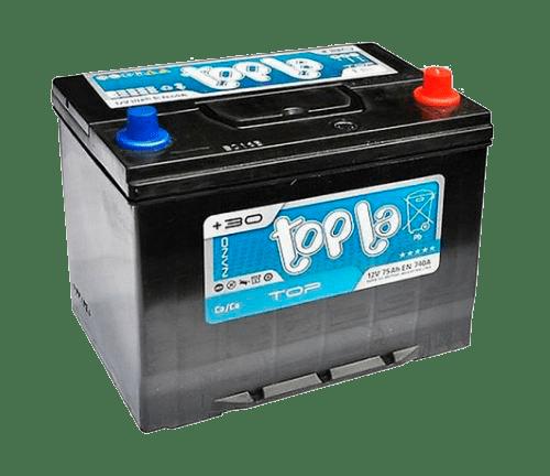 Купить аккумулятор Topla Asia Top 75 оп
