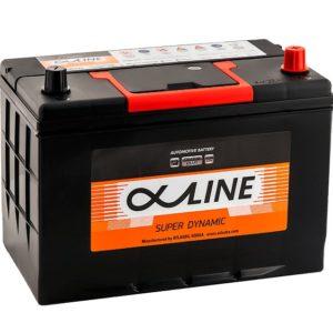 Аккумулятор AlphaLINE SD 115D31L 100 Ач оп