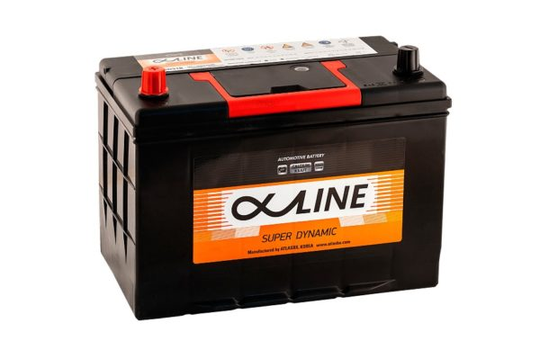 Аккумулятор AlphaLINE SD 115D31R 100 Ач пп