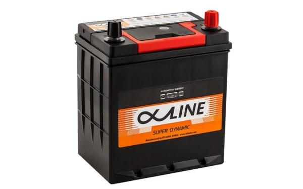 Аккумулятор AlphaLINE SD 46B19L 44 Ач оп