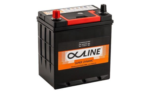 Аккумулятор AlphaLINE SD 46B19R 44 Ач пп