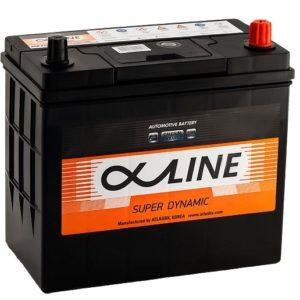 Аккумулятор AlphaLINE SD 70B24L 55 Ач оп