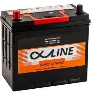 Аккумулятор AlphaLINE SD 70B24R 55 Ач пп