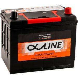 Аккумулятор AlphaLINE SD 95D26L 80 Ач оп