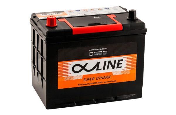 Аккумулятор AlphaLINE SD 95D26R 80 Ач пп
