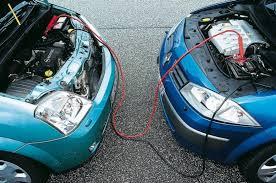 Правильно прикурить автомобиль