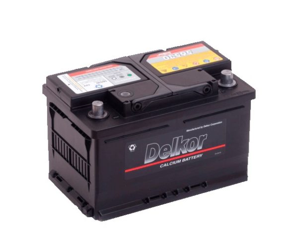 Аккумулятор Delkor Euro 62 Ah оп низкий