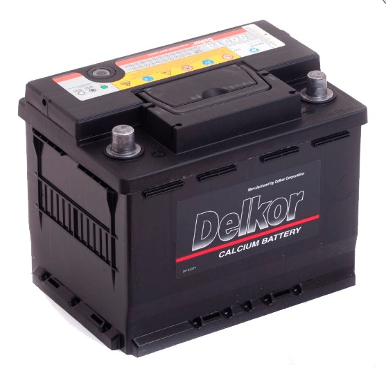Аккумулятор Delkor Euro 65 Ah пп
