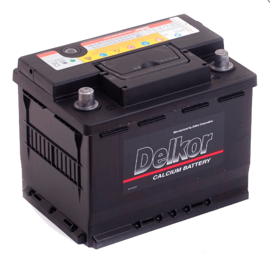 Купить аккумулятор Delkor Euro 65 Ah пп в Томске
