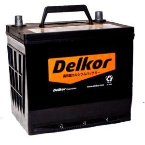 Аккумулятор Delkor (JP) 80D23L 70 Ah оп