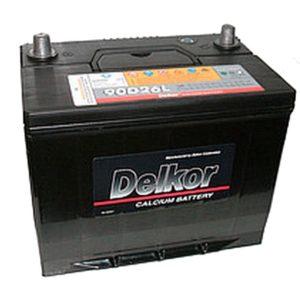 Аккумулятор Delkor (JP) 90D26L 80 Ah оп
