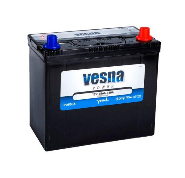 Аккумулятор VESNA Power 55 (B24L) оп