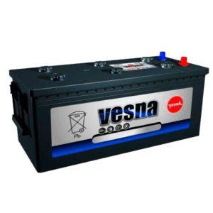 Аккумулятор VESNA 225 Ач евро