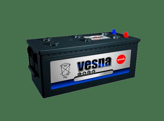 Купить аккумулятор VESNA 225 ач