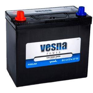 Аккумулятор VESNA Power 55 (B24R) ПП