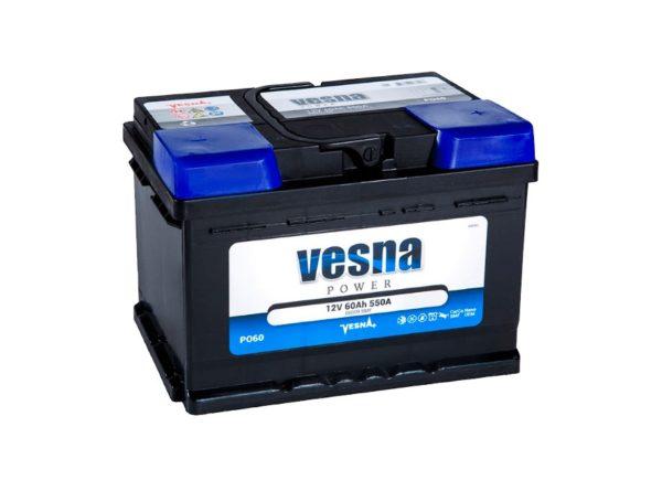 Аккумулятор VESNA Power 60 Ач ОП