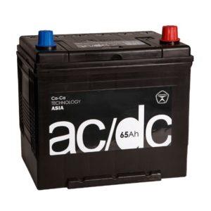 АККУМУЛЯТОР AC/DC ASIA 65 АЧ ОП