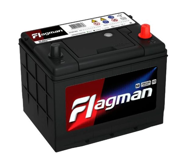 Аккумулятор Flagman 90D23L 70 Ач