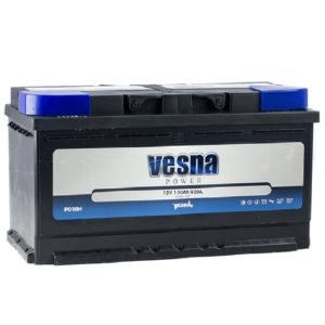 Аккумулятор VESNA Power 100 Ач ОП