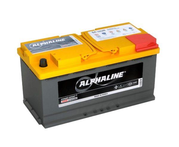 Аккумулятор AlphaLINE AGM L5 95 Ач ОП
