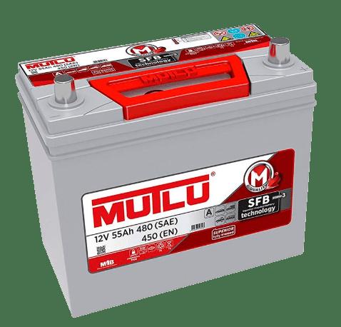 Продажа аккумуляторов MUTLU в Томске
