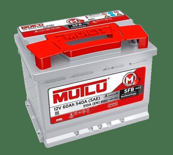 Аккумулятор MUTLU L2 60 АЧ ОП в Томске