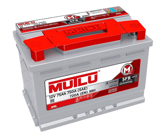 Аккумулятор Mutlu L3 75 АЧ ОП