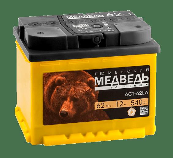 Тюменский медведь 62 АЧ ОП