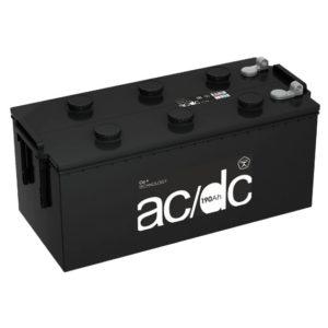 Аккумулятор AC_DC 190 Ач ОП под болт