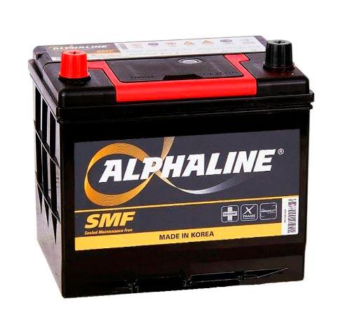 Аккумулятор AlphaLINE MF 75D23R 65 Ач пп