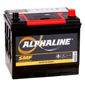 Аккумулятор AlphaLINE MF 75D23L 65 Ач оп