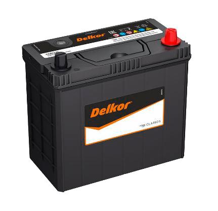 Аккумулятор Delkor 60B24L 50 АЧ ОП