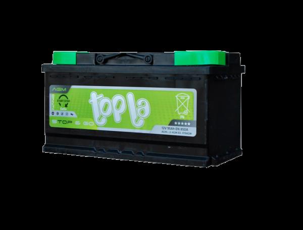 Аккумулятор Topla AGM 95 Ач ОП