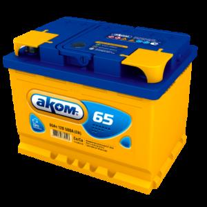 Аккумулятор АКОМ  65 АЧ ОП