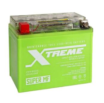 Мото аккумулятор Xtreme UTX10 (YTX9)-BS iGEL (10Ah)