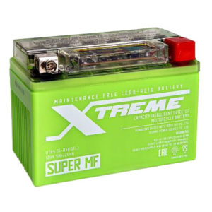 Мото аккумулятор Xtreme UTX4,5L(YTX4L)-BS iGEL (4,5Ah)