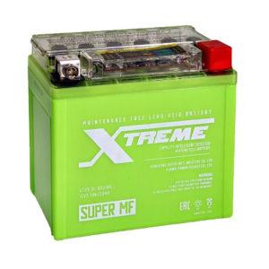 Мото аккумулятор Xtreme UTX5,5L(YTX5L)-BS iGEL (5,5Ah)